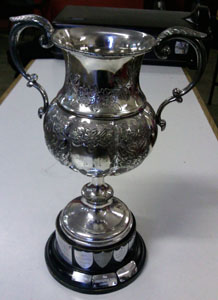 Barry Rice Memorial Trophy