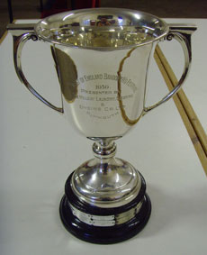 The Millbay Laundry Silver Cup