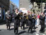 The May Dance in St.Ives